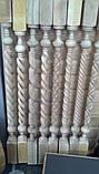 Столбы, балясины для лестниц из дерева, фото 7