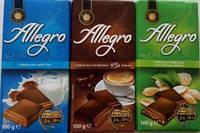 "Шоколад ""ALLEGRO"" 100 г"