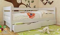 """Кровать детская подростковая от """"Wooden Boss"""" Амели (спальное место  80 см х 190/200 см)"""