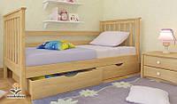 """Кровать детская подростковая от """"Wooden Boss"""" Ариана  (спальное место 70 см х 140 см)"""