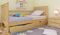 """Кровать детская подростковая от """"Wooden Boss"""" Ариана (спальное место  90 см х 190/200 см)"""