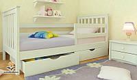 """Кровать детская подростковая от """"Wooden Boss"""" Ариана Экстра (спальное место  80 см х 190/200 см)"""
