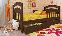 """Кровать детская подростковая от """"Wooden Boss"""" Селеста Люкс (спальное место  90 см х 190/200 см)"""
