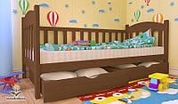 """Кровать детская подростковая от """"Wooden Boss"""" Флави  (спальное место  80 см х 190/200 см)"""