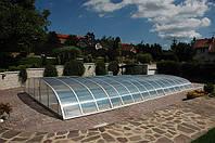 Павильон для бассейна серийного производства DALLAS  тип А