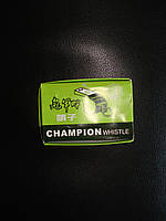 Набор спортивных металлических свистков CHAMPION
