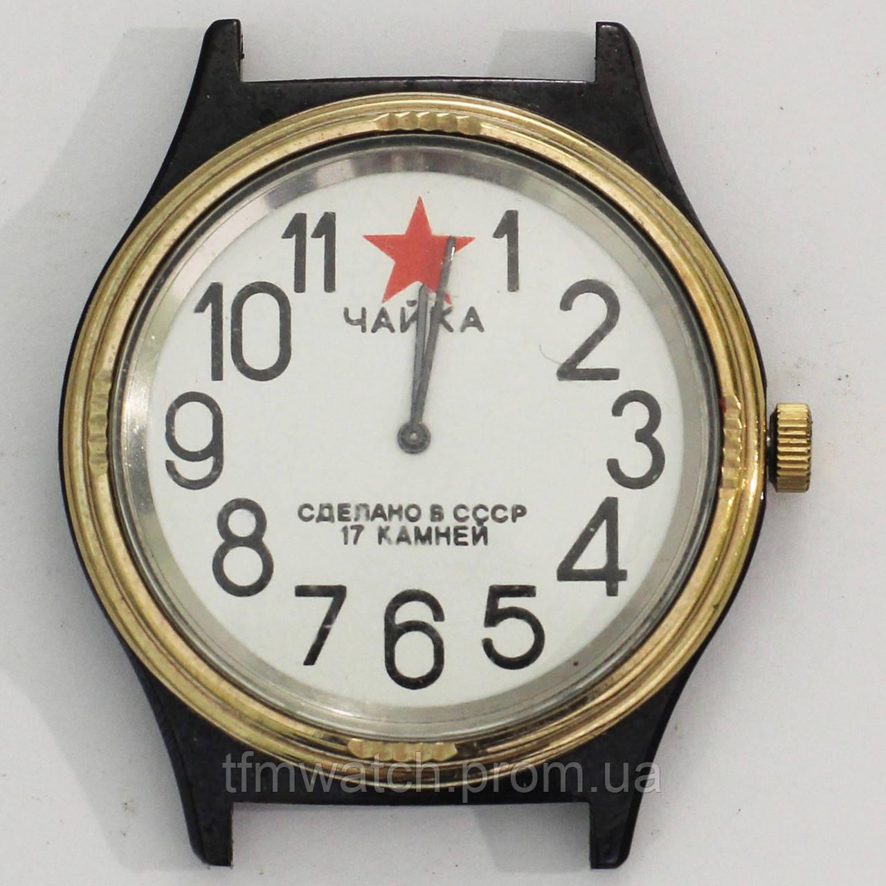 Часы Чайка сделано в СССР