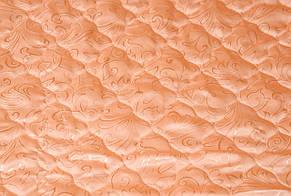 Покрывала атласные персиковые 180*200, фото 2