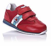 Ортопедические детские кроссовки для девочки 21,25 красные Tutubi