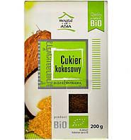 Сахар кокосовый неочищенный био House of Asia, 200г