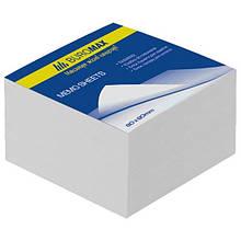 Папір BUROMAX д/нотаток білий не склеєний 80*80*20 2207