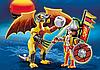 Конструктор Playmobil 5462 Каменный дракон с воином