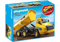 Конструктор Playmobil 5468 Промышленный самосвал