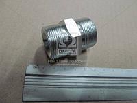 Штуцер соединительный S36хS36 (М30x1,5-М30x1,5) . DK-059