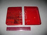 Стекло фонаря заднего ГАЗ-3102 стоп-сигнал (ОАО Автосвет). ФП119-3716205