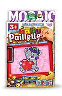 Набор для творчества Baby Paillette глиттер+пайетки, РG-01-01
