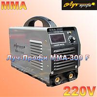 Сварочный инвертор Луч Профи MMA 300 F