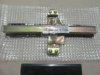 Обойма опускного стекла ВАЗ 2101 пер. дверь (комплект + резина) . 2101-6103220/21