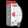 LED лампа MAXUS C37 6W м'яке світло 220V E14 (1-LED-531)