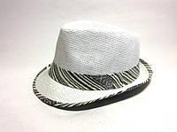 Шляпа Челентанка (White)
