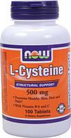 Л-цистеин (L-Cysteine) 500 мг 100 таблеток