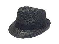 Шляпа Челентанка (Black)