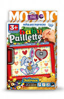 Набор для творчества Baby Paillette глиттер+пайетки, РG-01-06