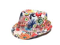 Шляпа Челентанка (Flowers)