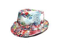 Шляпа Челентанка (Flowers2)