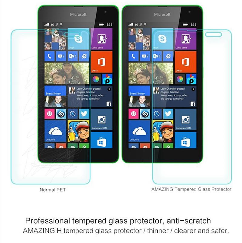 Cтекло защитное для  Nokia Lumia  630