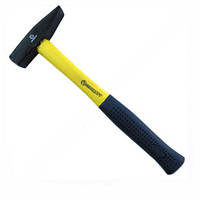 "Молоток 500г, ручка з фібергласу ""СТАНДАРТ"" EHF0500, фото 1"