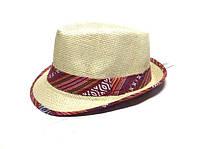 Шляпа Челентанка (Beige)