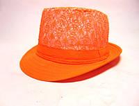 Шляпа Челентанка (Orange)