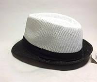 Шляпа Челентанка (White & Black)