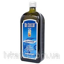 Оливковое масло  Extra Vergine Classico De Cecco , 1 л