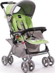 Коляска прогулочная Everflo E-301 green - grey