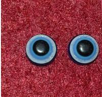 Очі скляні 6 мм 14275