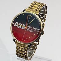 ABB часы  заря с центральной секундной стрелкой