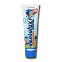 Немецкая паста для зубов детская от 0 до 6 летDentalux 100ml. Немецкая паста для зубов детская от 0 до 6 летD