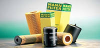 Сепараторы, воздушные и масляные фильтры MANN + HUMMEL (Германия)