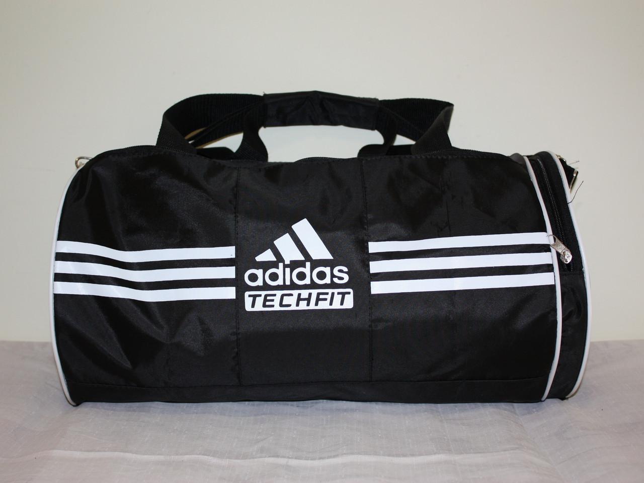 0df81a873553 Спортивная дорожная сумка Adidas черная белая: продажа, цена в ...