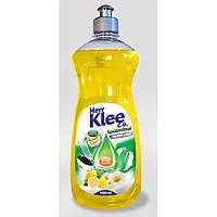 Гель для мытья посуды Klee 1л  ромашка-лимон