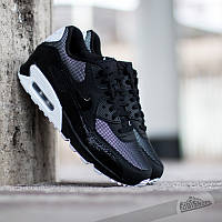 Nike Air Max 90 Black/White Metalic Silver
