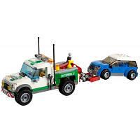 Конструктор LEGO City Great Vehicles Буксировщик автомобилей (60081)