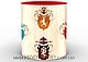 Кружка Игра Престолов гербы на светлом фоне , фото 8