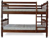 Ліжко ТИС двохярусне Трансформер 2 (Сосна, Бук, Дуб), фото 1