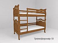 Ліжко ТИС Трансформер 10 (Сосна, Бук, Дуб)