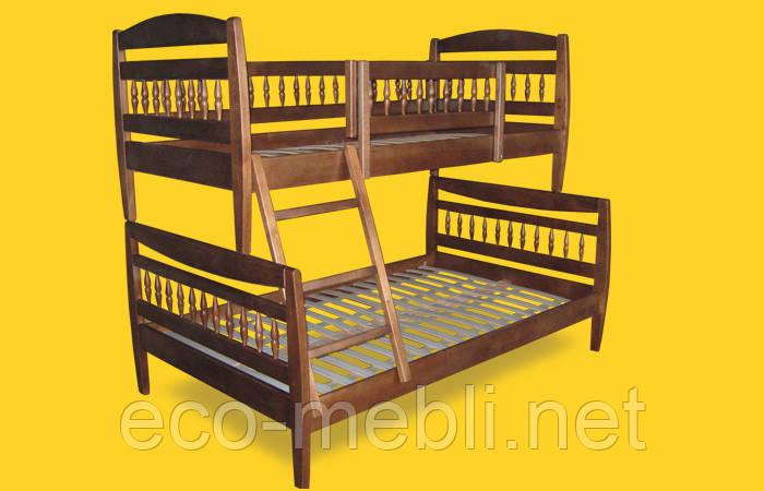 Ліжко дитяче ТИС Комбі