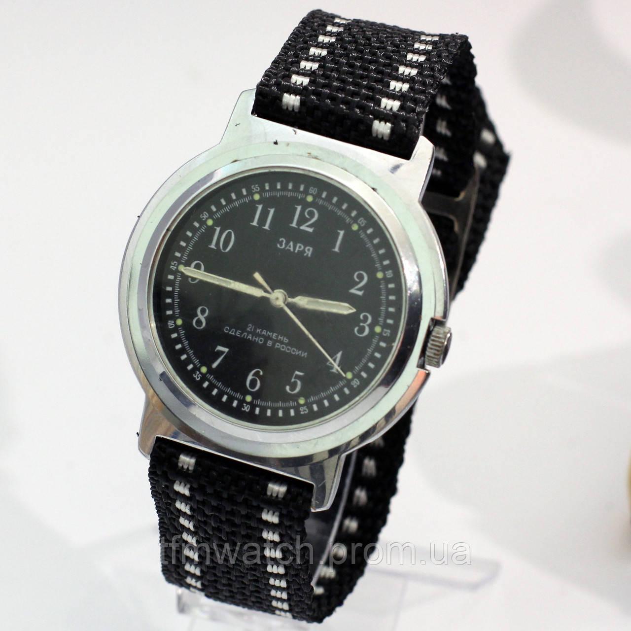 Заря Zarja российские часы