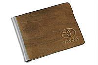 Зажим с авто логотипом Toyota